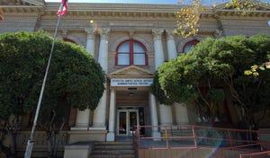 Stockton Unified School District headquarters