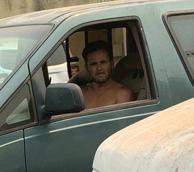 Authorities are seeking two males after were caught in the act of stealing acatalytic converter, Stockton police say.