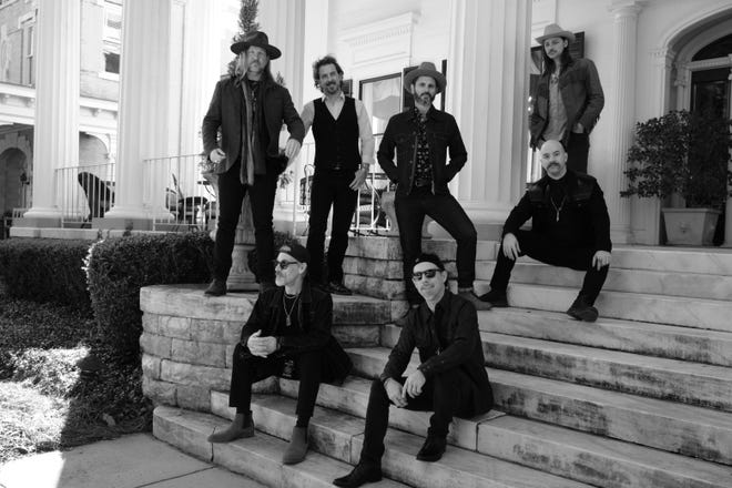"The Allman Betts Band release their sophomore album ""Bless Your Heart"" on Friday."