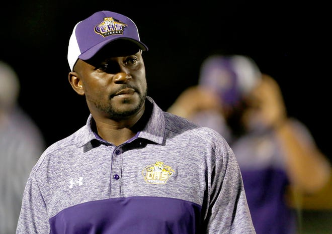 Columbia High School football coach Brian Allen  is stepping aside due to coronavirus concerns