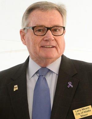 Attalla Mayor Larry Means