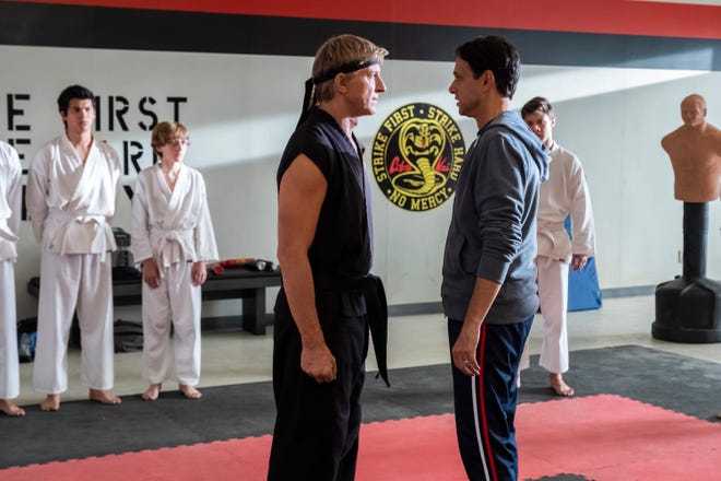 Netflix: 'Cobra Kai,' 'The Karate Kid' saga, arrives on streaming site