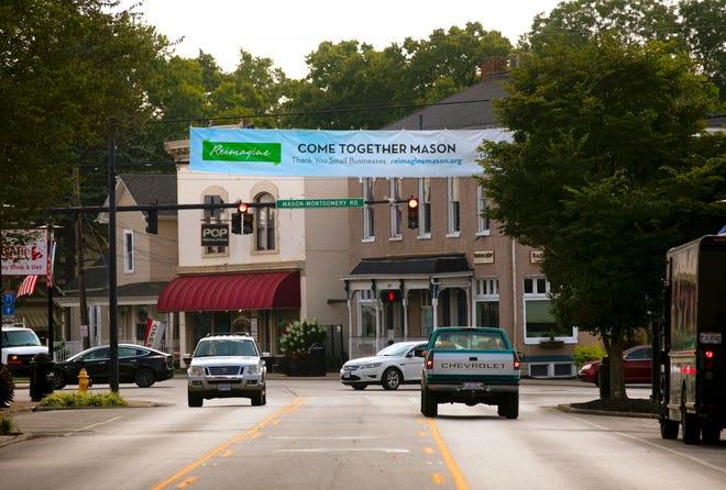 Downtown Mason, Ohio