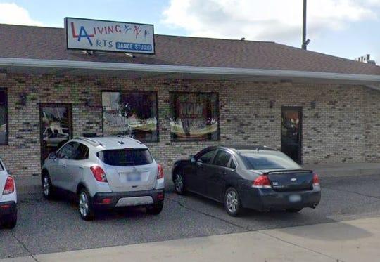 Living Arts Dance Studio in Mason.