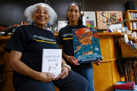 Janet Webster Jones and her daughter Alyson Jones Turner own Source Booksellers in Detroit.  For over 30 years Janet Webster Jones has been selling books in the city of Detroit.