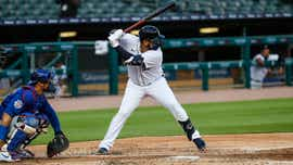 Tigers in winter leagues: Isaac Paredes still raking