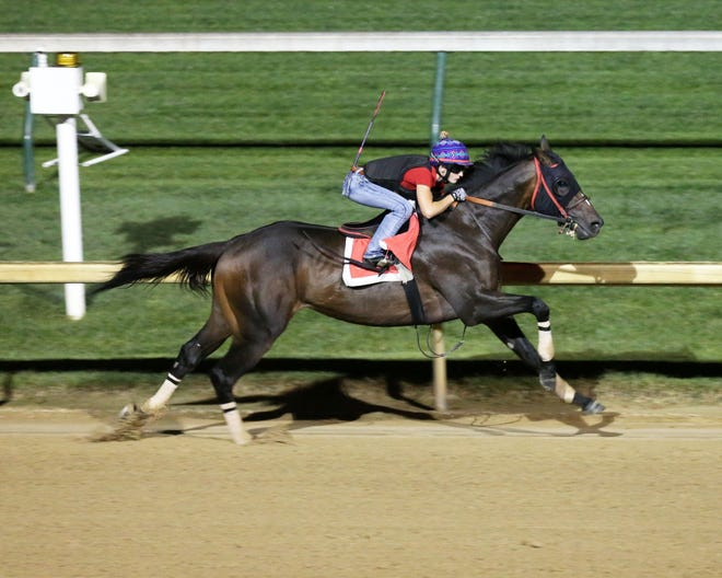 Trained by Greg Foley, Major Fed will enter the Kentucky Derby after finishing second in the Grade 3 Indiana Derby on July 8.