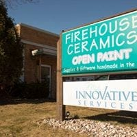 Firehouse Ceramics in Marshfield will close after more than 10 years in business.