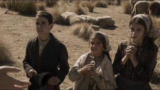 """Jorge Lamelas, Alejandra Howard and Stephanie Gil star in """"Fatima."""""""