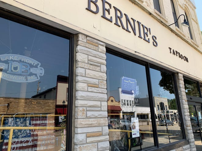 Bernie's Taproom, 351 W. Main St. in downtown Waukesha, will close permanently on Aug. 29. The bar and grill was hurt by the impacts of the coronavirus pandemic and declining business.