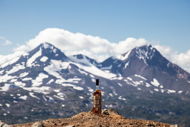"Boonton native Nate Woodruff, aka ""Whisky Nate,"" sold his belongings earlier this year and set out with his dog, Skye, to travel the United States in a van to pursue his passions for whiskey, photography and hiking. Distillery sponsors are underwriting his journey. Follow his Instagram posts @whiskywithaview. Location: Three Sisters Wilderness, Oregon"