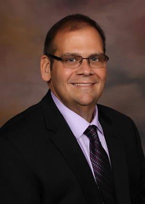 Tallassee Mayor Johnny Hammock