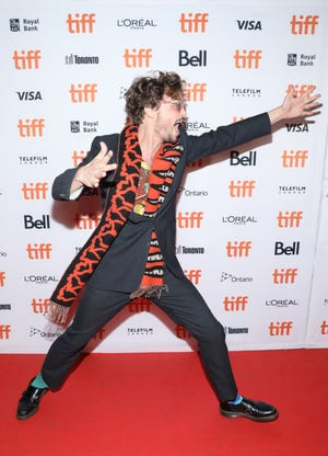 """""""Criminal Minds"""" actor Matthew Gray Gubler attends the premiere of """"Endings, Beginnings"""" during the 2019 Toronto International Film Festival last September. Videos featuring """"Criminal Minds""""have been watched 1.5 billion times on TikTok."""