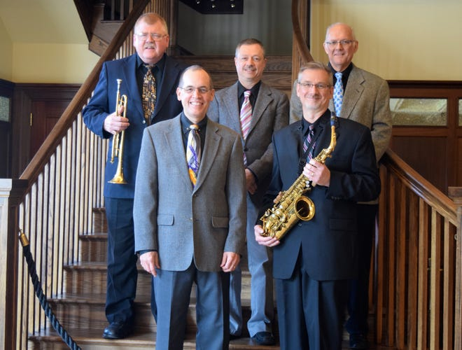The Buzz Jones Quintet will perform jazz concerts online for Music, Gettysburg!