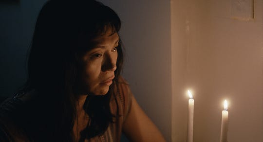 "Writer/director Isabel Sandoval also stars in ""Lingua Franca"" as an undocumented trans Filipina woman living in New York and seeking a green card."