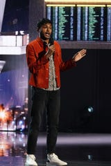 """America's Got Talent"" contestant comedian Usama Siddiquee."