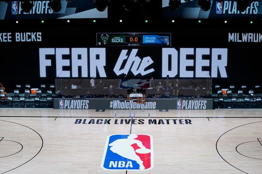 On a historic move, the Milwaukee Bucks boycotted their playoff game against the Orlando Magic in response to the shooting by Jacob Blake.