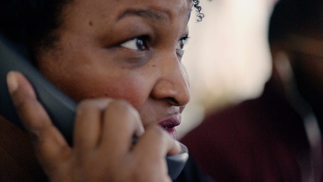 """All In: The Fight for Democracy"" features Georgia Democrat Stacey Abrams, the first Black woman from a major party to run for governor in the USA, and her fight against voter suppression."