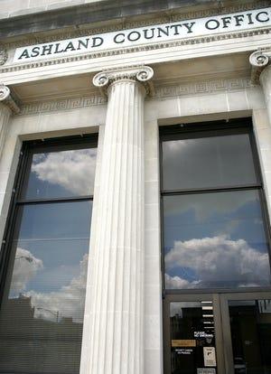 Ashland County Office Building.