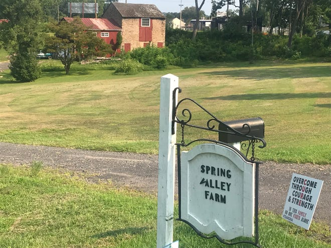 The Middletown supervisors recently voted to replace the roof on the historic farmhouse at the township-owned Spring Valley Farm.