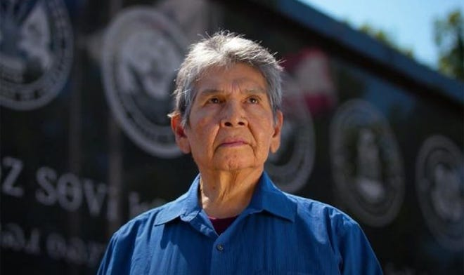 Renowned Cherokee linguist Durbin Feeling died Aug. 19 at age 74. Courtesy