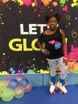 Ridgeland's Kalimah Moss, 10, recently started her own lip gloss company called Lizzie's Lip Pop LLC with the help of her mother. She has sold the product locally and will ship it worldwide.