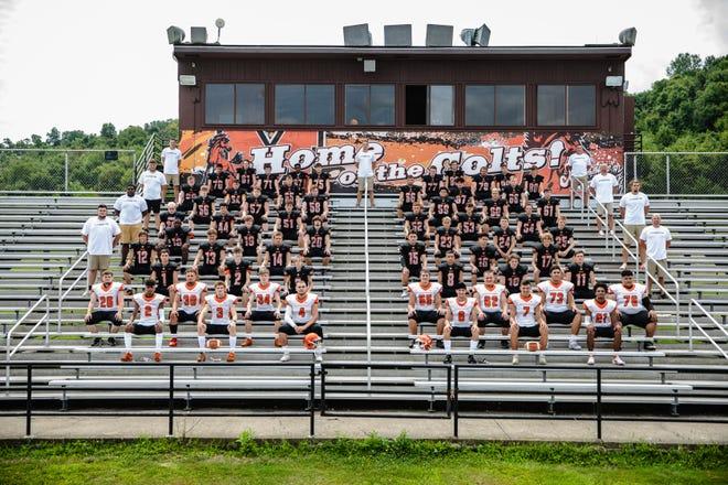 2020 Meadowbrook football team.