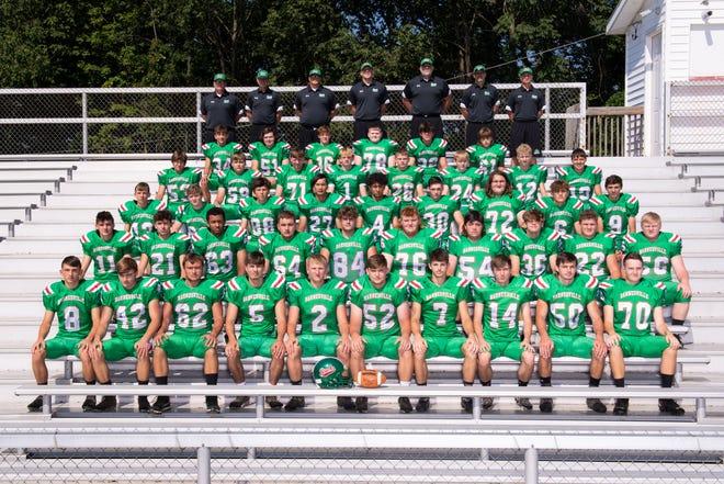 2020 Barnesville football team. Names were not provided.