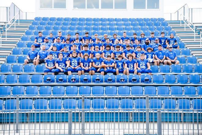 2020 Buckeye Trail football team.