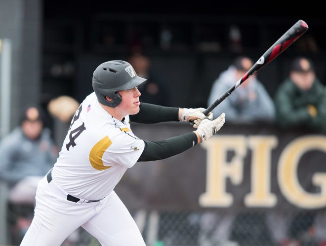 Jamie Lackner graduated from Wooster as one of the best hitters to ever play for the Scots.