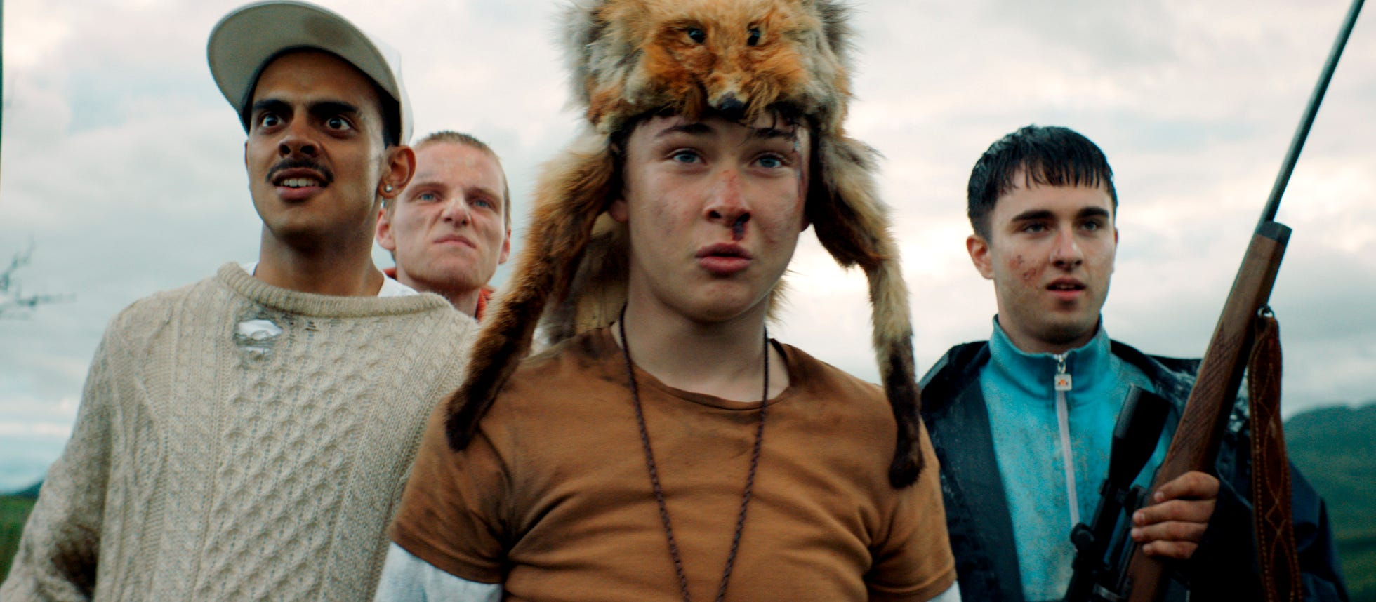 Review: In  Get Duked!,  a deranged trip across the Scottish Highlands leads nowhere