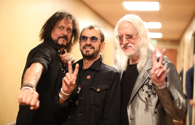 Ringo Starr brings his All-Starr Band to the St. Augustine Amphitheatre on June 25. Edgar Winter opens the show.