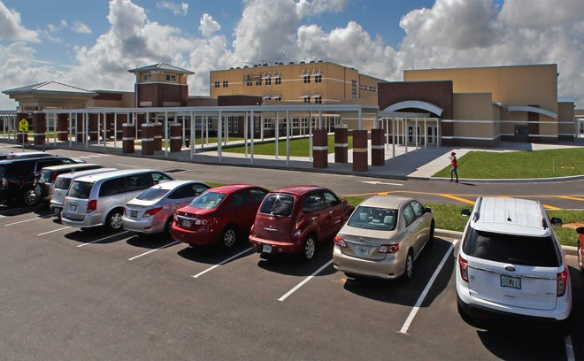 Citrus Ridge Academy in Davenport was among five schools notified Wednesday and Thursday of positive COVID-19 cases on campus.