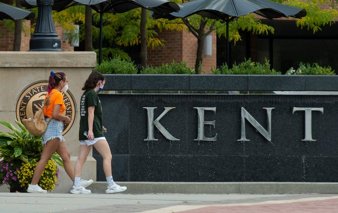 Kent State University will receive about $64 million from the American Rescue Plan to help recover from the COVID-19 pandemic.