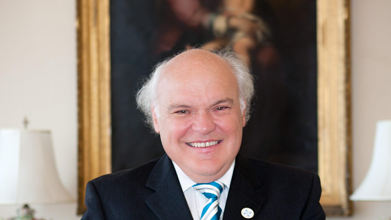 New College of Florida president Donal O'Shea