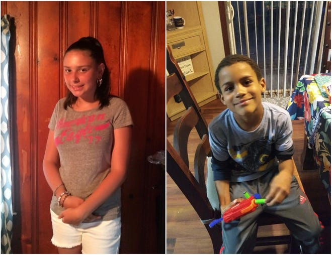 Trynatee Byrd and Izaiah Hargett were last seen walking together Wednesday around 6 p.m.