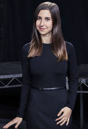 Cincinnatian Ashley Zalta, producer of the television series 'Maniac' and the period drama 'Dickinson,' which won a Peabody Award in June 2020.