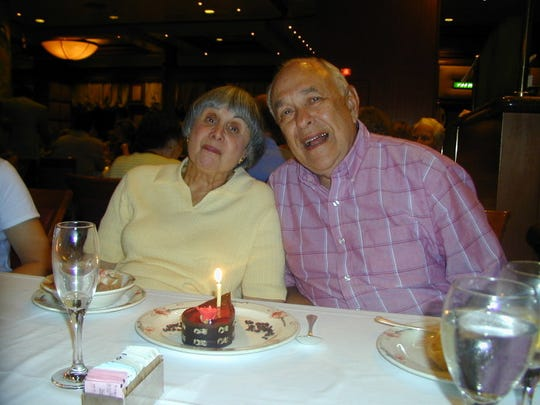 Marlene and Jay Daniels were married for 58 yeas and saw all seven continents from the decks of cruise ships.