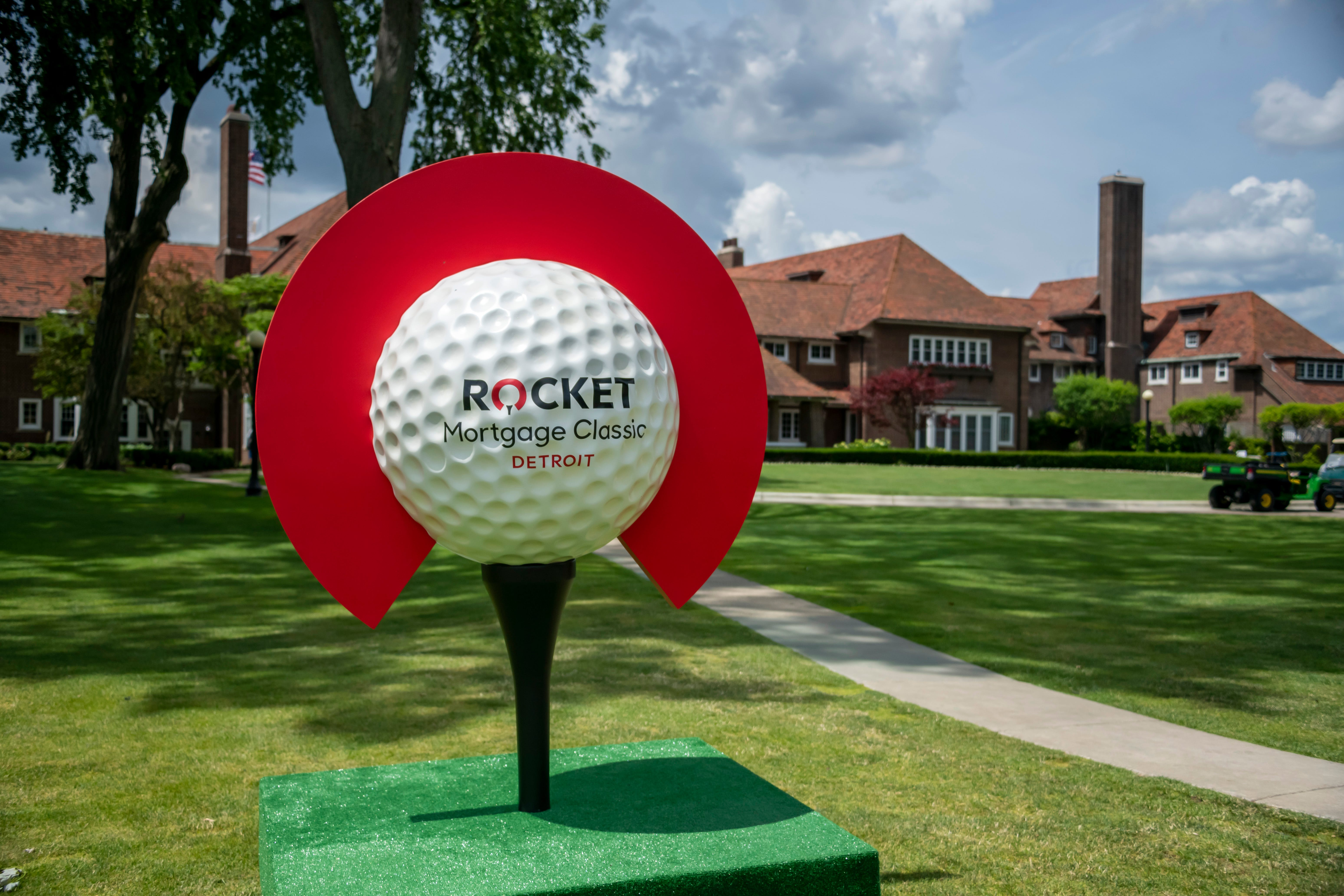 Rocket Mortgage Classic launches online auction for charity
