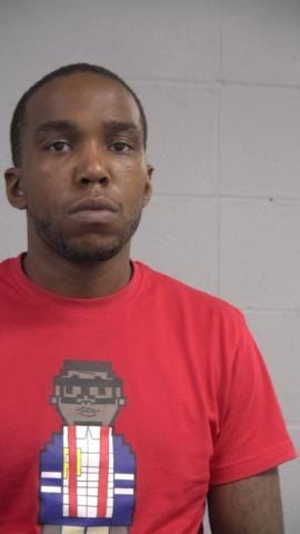 Jamarcus Glover, 30, was booked in Metro Corrections on Thursday.