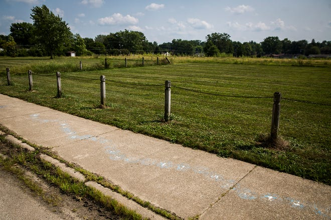 City officials discussed the former site of Storer Elementary School during a meeting Thursday, Aug. 27, 2020.