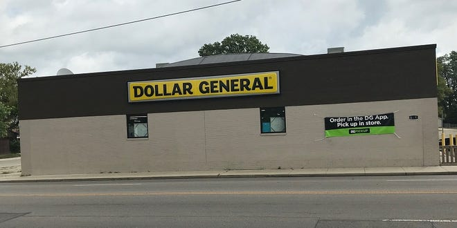 Dollar General store at 1308 S. Madison St. in Muncie