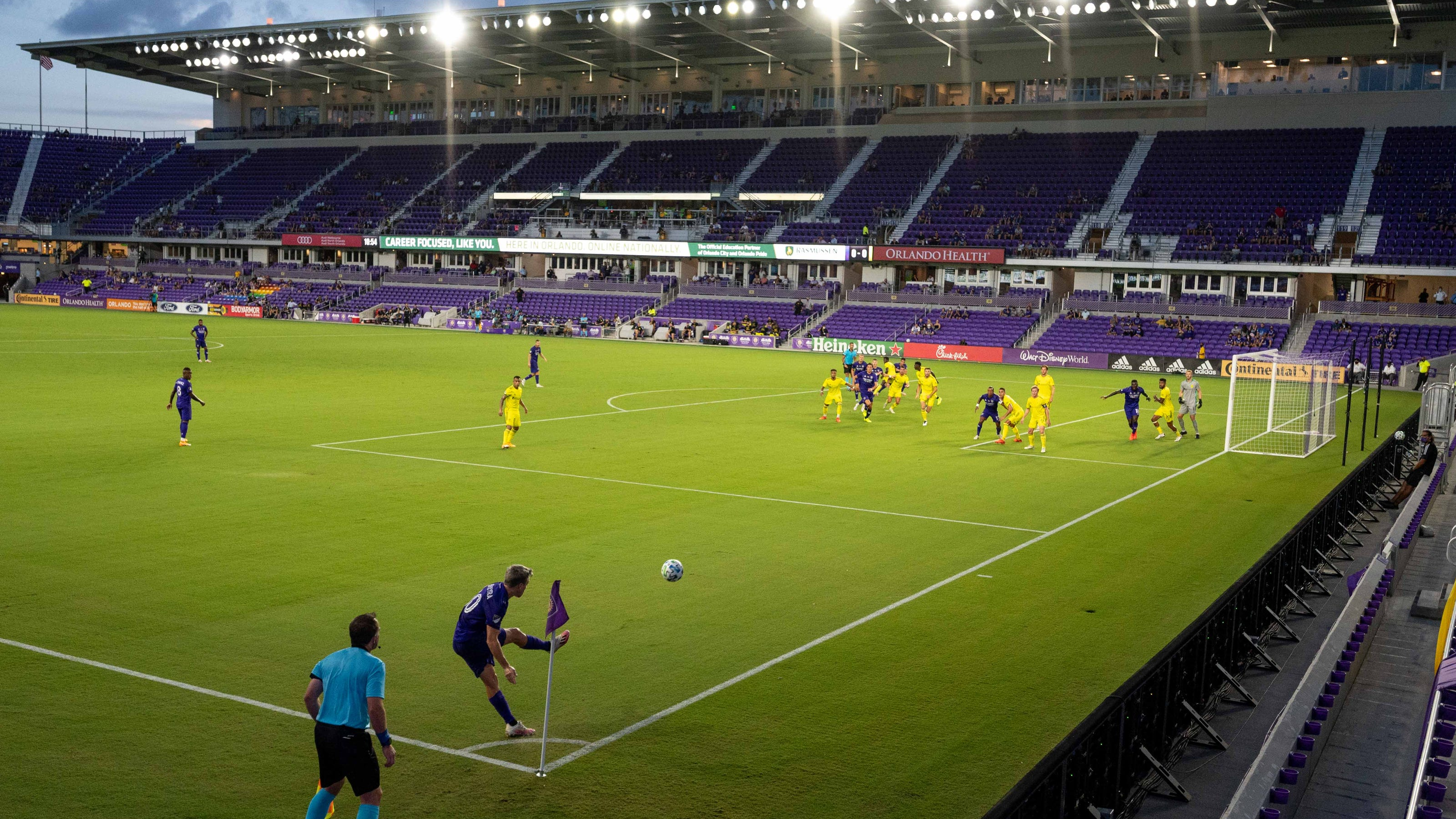 Mls Announces Three Initial Games For Phase Two Of The 2020 Season