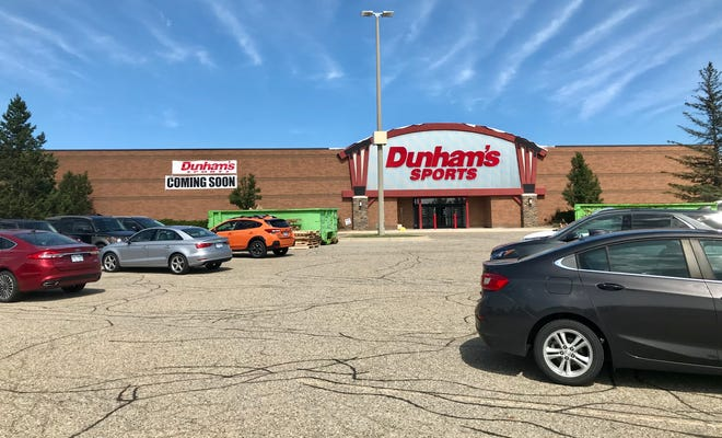 Dunham's Sports plans to open at the former Carson's space in Fort Gratiot's Birchwood Mall.