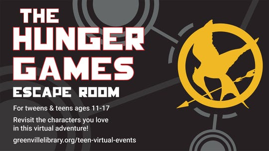 The Hunger Games Escape Room