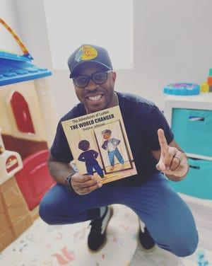 El Diamante High School grad Stefphon Jefferson recently published a children's book on leadership.