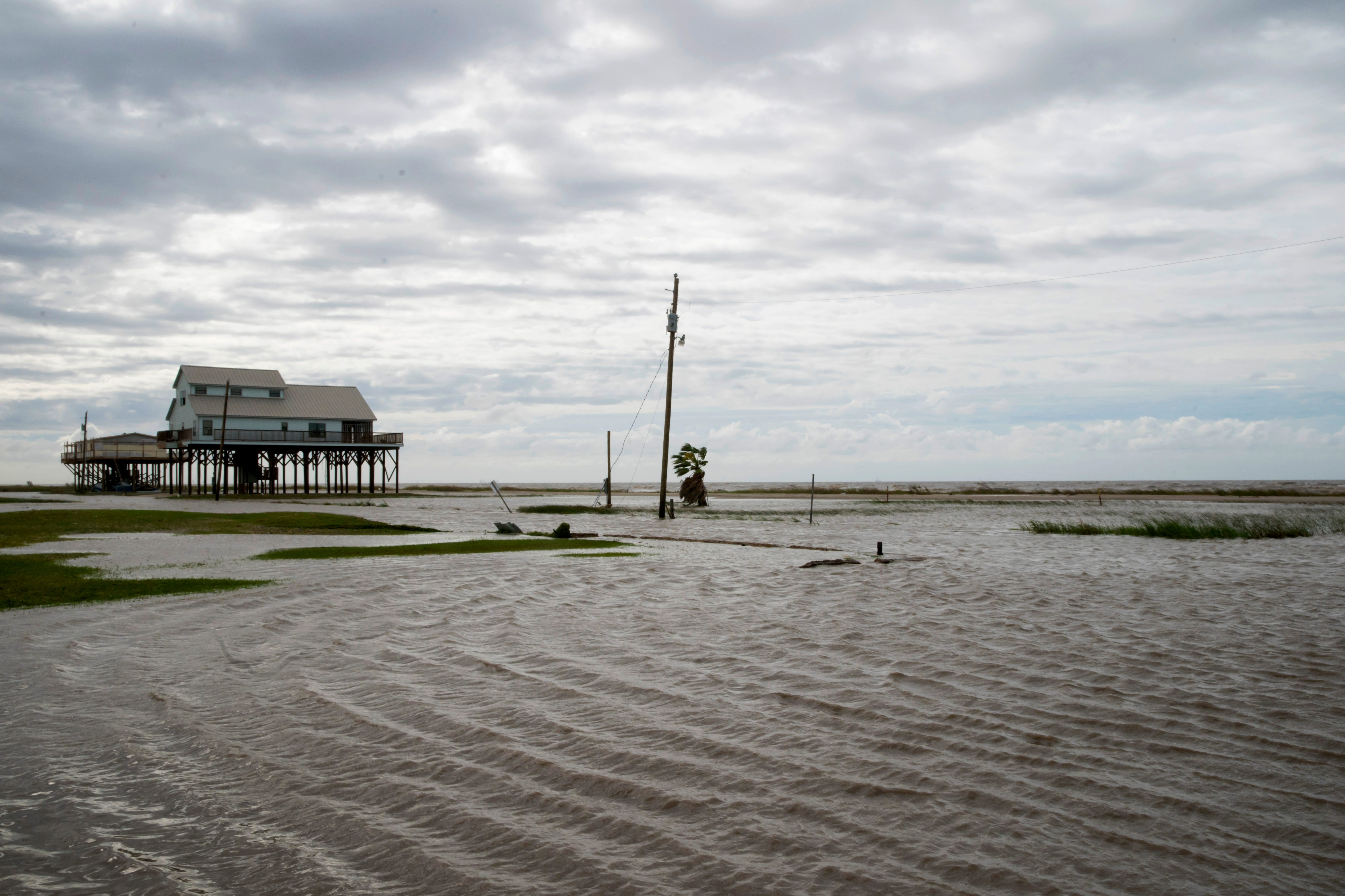 Hurricane Laura s  unsurvivable  storm surge: It looks like Louisiana was spared, but some rural areas likely hit hard