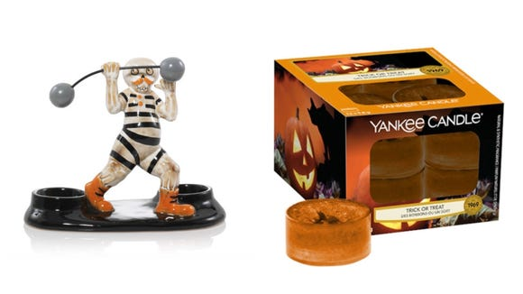 Shop for candles and spooky stuff galore at Yankee Candle.