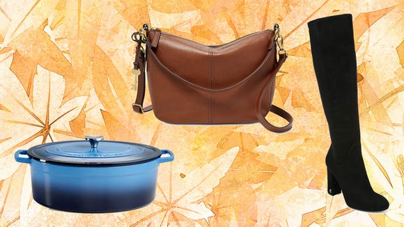 Get ready for fall with Macy's.