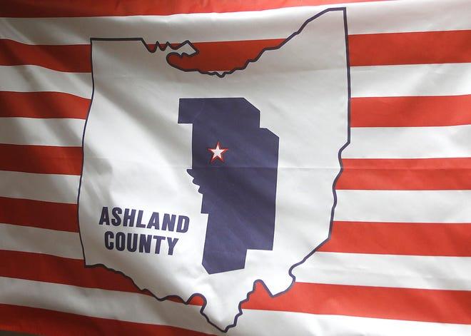 Ashland County Flag.